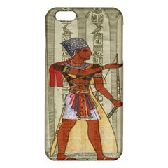 Egyptian Design Man Royal Iphone 6 Plus/6s Plus Tpu Case by Celenk