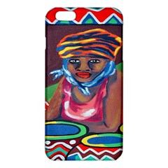 Ethnic Africa Art Work Drawing Iphone 6 Plus/6s Plus Tpu Case by Celenk