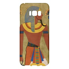 Egyptian Tutunkhamun Pharaoh Design Samsung Galaxy S8 Plus Hardshell Case