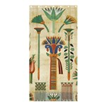 Egyptian Paper Papyrus Hieroglyphs Shower Curtain 36  x 72  (Stall)  33.26 x66.24  Curtain