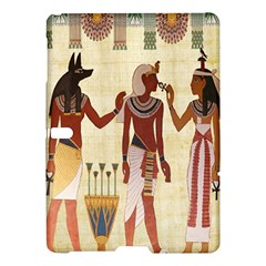 Egyptian Design Man Woman Priest Samsung Galaxy Tab S (10 5 ) Hardshell Case  by Celenk
