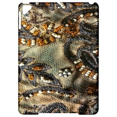 Texture Textile Beads Beading Apple Ipad Pro 9 7   Hardshell Case by Celenk