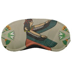 Egyptian Woman Wings Design Sleeping Masks by Celenk
