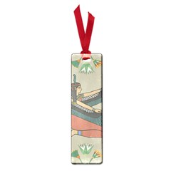 Egyptian Woman Wings Design Small Book Marks by Celenk