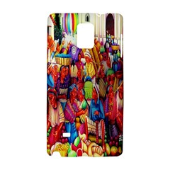 Guatemala Art Painting Naive Samsung Galaxy Note 4 Hardshell Case by Celenk