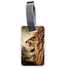 Roaring Lion Luggage Tags (two Sides) by Celenk