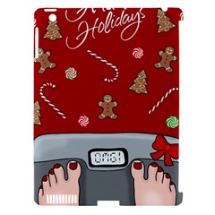 Hilarious Holidays  Apple Ipad 3/4 Hardshell Case (compatible With Smart Cover)