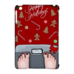 Hilarious Holidays  Apple Ipad Mini Hardshell Case (compatible With Smart Cover)