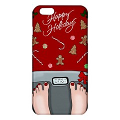 Hilarious Holidays  Iphone 6 Plus/6s Plus Tpu Case by Valentinaart