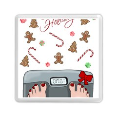 Hilarious Holidays  Memory Card Reader (square)