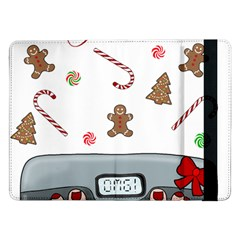Hilarious Holidays  Samsung Galaxy Tab Pro 12 2  Flip Case by Valentinaart