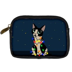 Meowy Christmas Digital Camera Cases