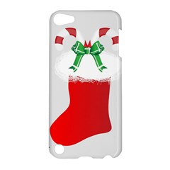 Christmas Stocking Apple Ipod Touch 5 Hardshell Case by christmastore