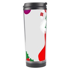 Christmas Stocking Travel Tumbler by christmastore