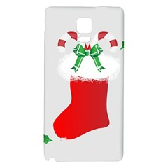 Christmas Stocking Galaxy Note 4 Back Case