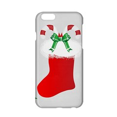 Christmas Stocking Apple Iphone 6/6s Hardshell Case by christmastore