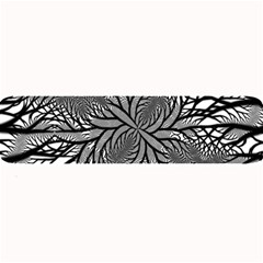 Fractal Symmetry Pattern Network Large Bar Mats