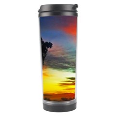 Sunset Mountain Indonesia Adventure Travel Tumbler by Celenk