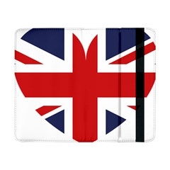 Uk Flag United Kingdom Samsung Galaxy Tab Pro 8 4  Flip Case by Celenk