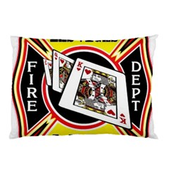 Las Vegas Fire Department Pillow Case (two Sides) by allthingseveryday