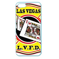 Las Vegas Fire Department Apple Seamless Iphone 5 Case (color) by allthingseveryday