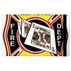 Las Vegas Fire Department Apple Ipad 2 Flip Case by allthingseveryday