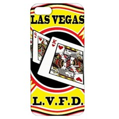 Las Vegas Fire Department Apple Iphone 5 Hardshell Case With Stand