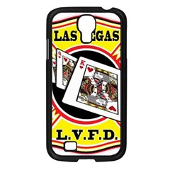 Las Vegas Fire Department Samsung Galaxy S4 I9500/ I9505 Case (black) by allthingseveryday
