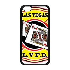 Las Vegas Fire Department Apple Iphone 5c Seamless Case (black) by allthingseveryday