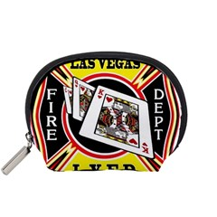 Las Vegas Fire Department Accessory Pouches (small)  by allthingseveryday