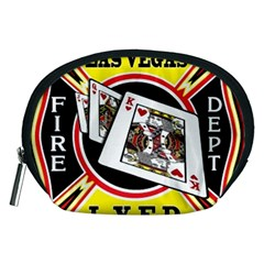 Las Vegas Fire Department Accessory Pouches (medium)  by allthingseveryday