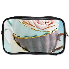 Tea Cups Toiletries Bags by 8fugoso