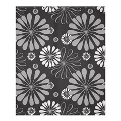 Floral Pattern Floral Background Shower Curtain 60  X 72  (medium)  by Celenk