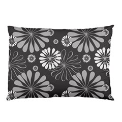 Floral Pattern Floral Background Pillow Case (two Sides)