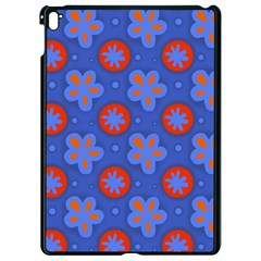 Seamless Tile Repeat Pattern Apple Ipad Pro 9 7   Black Seamless Case by Celenk