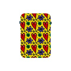 Seamless Tile Repeat Pattern Apple Ipad Mini Protective Soft Cases