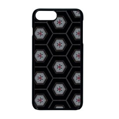 Mandala Calming Coloring Page Apple Iphone 8 Plus Seamless Case (black) by Celenk