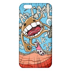 Illustration Characters Comics Draw Iphone 6 Plus/6s Plus Tpu Case by Celenk