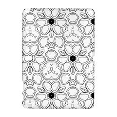 Pattern Zentangle Handdrawn Design Galaxy Note 1 by Celenk