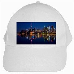 Buildings Can Cn Tower Canada White Cap by Celenk