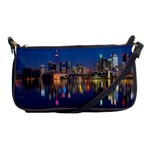 Buildings Can Cn Tower Canada Shoulder Clutch Bags Front
