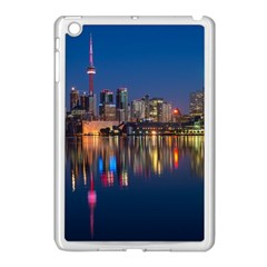 Buildings Can Cn Tower Canada Apple Ipad Mini Case (white) by Celenk