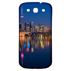 Buildings Can Cn Tower Canada Samsung Galaxy S3 S Iii Classic Hardshell Back Case by Celenk