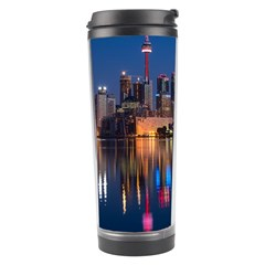 Buildings Can Cn Tower Canada Travel Tumbler by Celenk