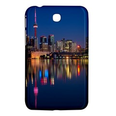Buildings Can Cn Tower Canada Samsung Galaxy Tab 3 (7 ) P3200 Hardshell Case
