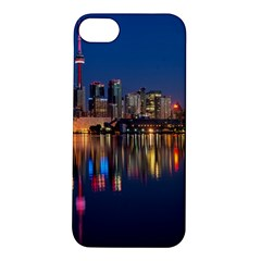 Buildings Can Cn Tower Canada Apple Iphone 5s/ Se Hardshell Case by Celenk