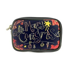 Chalk Chalkboard Board Frame Coin Purse