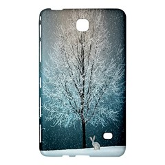 Winter Wintry Snow Snow Landscape Samsung Galaxy Tab 4 (7 ) Hardshell Case  by Celenk