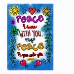 Christian Christianity Religion Small Garden Flag (Two Sides) Back