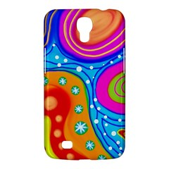 Abstract Pattern Painting Shapes Samsung Galaxy Mega 6 3  I9200 Hardshell Case by Celenk